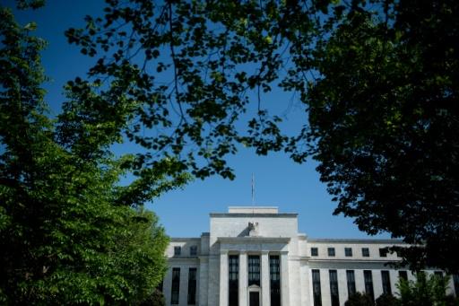 USA: la Fed laisse les taux inchangés mais signale une croissance