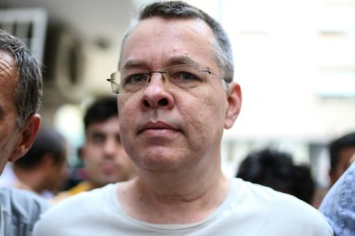 Pasteur américain: la Turquie menace les Etats-Unis de rétorsion après leurs sanctions