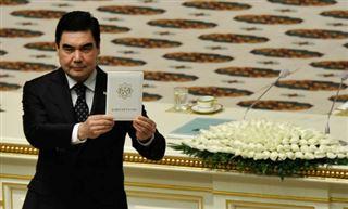 Chamboulement au Turkménistan- le président ne se teint plus les cheveux