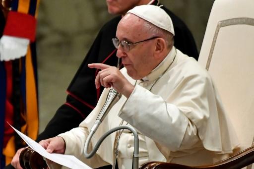 Le pape raye la peine de mort du catéchisme de l'Eglise