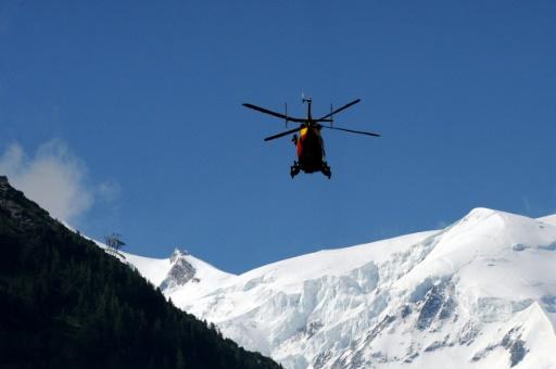 Trois alpinistes français meurent dans le massif du Mont-Blanc