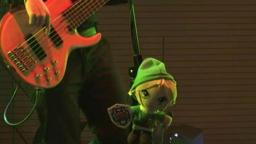 Jazztick, un jeune groupe chilien mêle jazz et jeux vidéo