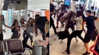 Violente bagarre à Orly: gardes à vue prolongées pour les rappeurs Booba et Kaaris