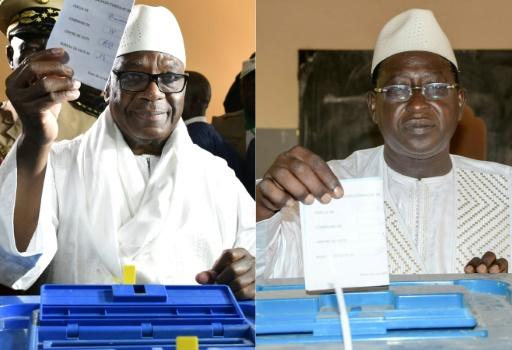 Présidentielle au Mali: le président et le chef de l'opposition s'affronteront au second tour
