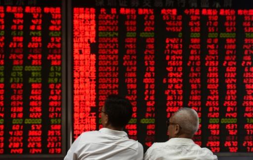 La Chine perd sa place de deuxième marché boursier mondial, une première depuis 2014