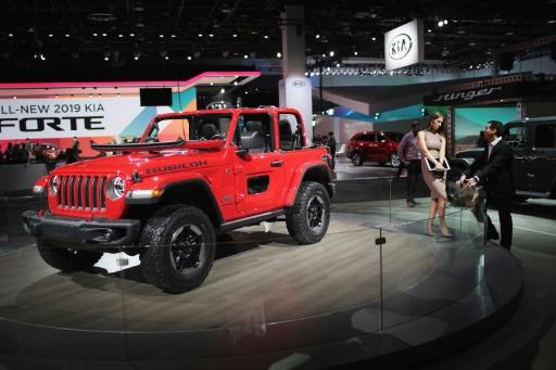 Le salon automobile de Detroit en juin à partir de 2020