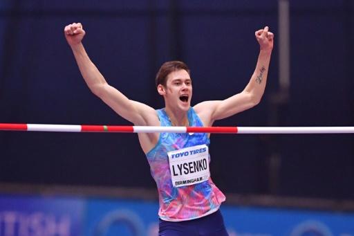Athlétisme Dopage: le Russe Lysenko suspendu provisoirement et privé d'