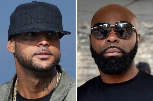 Rixe à Orly: les rappeurs Booba et Kaaris jugés à Créteil
