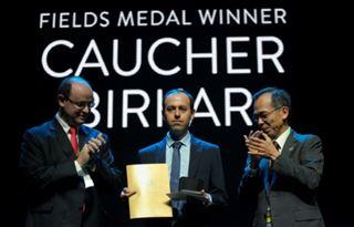 Médaille Fields volée à Rio- le lauréat va en recevoir une autre