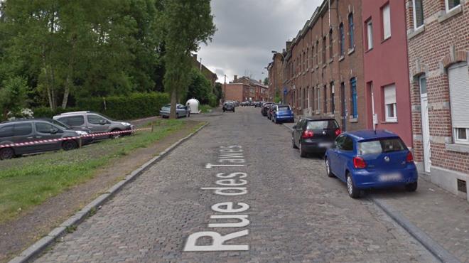 Plusieurs policiers débarquent dans une maison à Liège à cause d'un canular: