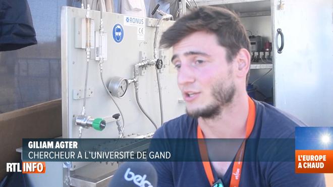 Sécheresse: un festival belge lutte contre la chaleur avec de l'eau... et de l'urine