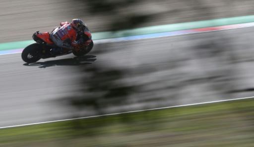 GP de République tchèque: Dovizioso en pole position, Zarco 7e, en MotoGP