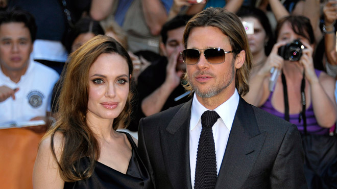 Sa terrible accusation contre Brad Pitt — Angelina Jolie