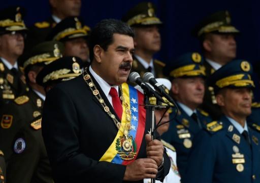 Maduro, un président controversé qui entend poursuivre la