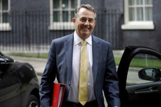 un Brexit sans accord, scénario le plus probable, selon le ministre britannique du Commerce