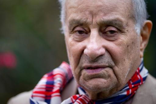 Décès de l'ancien résistant Arsène Tchakarian, dernier survivant du