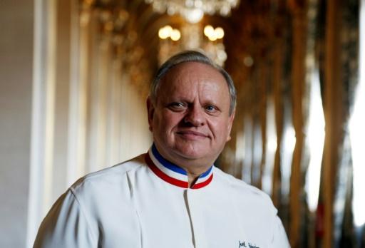 Le chef Joël Robuchon est mort