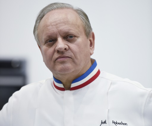 Décès de Joël Robuchon, le chef français le plus étoilé au monde
