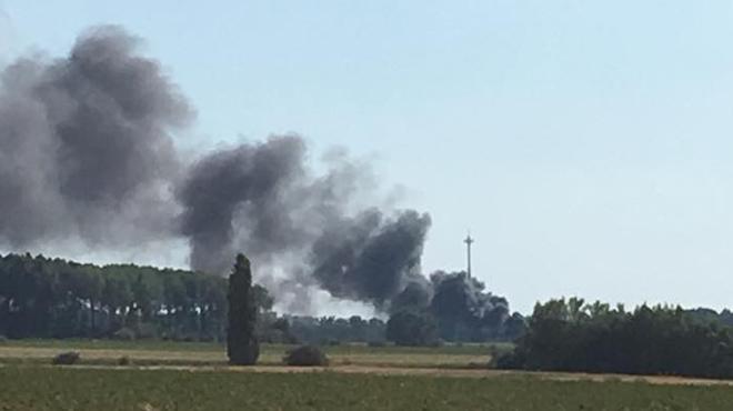 Grave accident entre une camionnette et un engin agricole à Rouveroy: deux morts