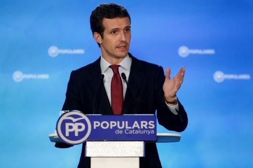 Espagne: le chef des conservateurs soupçonné d'avoir usurpé son master