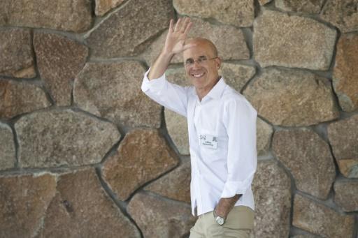 Un milliard de dollars pour la plateforme de vidéos courtes du co-créateur de DreamWorks