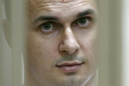 Le cinéaste ukrainien Sentsov, emprisonné en Russie, a perdu 30 kg, selon son avocat