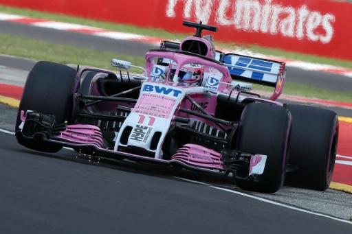 F1: Force India repris par un consortium d'investisseurs
