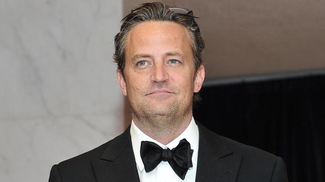 Très grosse alerte de santé pour l'acteur de Friends — Matthew Perry