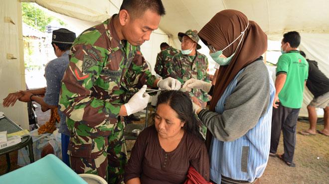 Séisme en Indonésie: l'Europe libère 150.000€ d'aide d'urgence pour les victimes