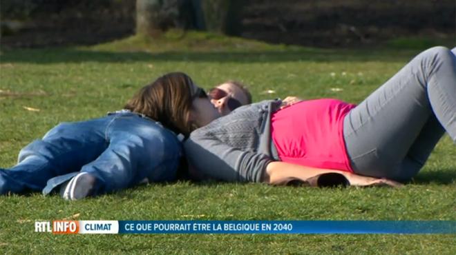 A quoi ressembleront les saisons belges en 2040 ?