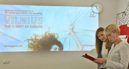 Vilnius promet un orgasme touristique aux visiteurs étrangers