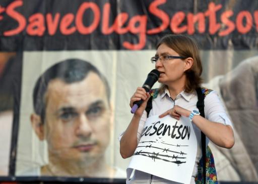 Le cinéaste ukrainien Sentsov, emprisonné en Russie, craint une fin