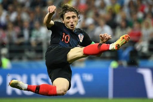 Real Madrid: Modric reprend l'entraînement sur fond de rumeurs contradictoires