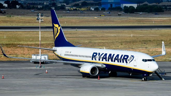 Ryanair: la grève européenne gagne en ampleur