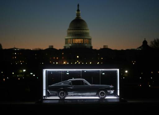 Ford célèbre sa mythique Mustang, fabriquée à 10 millions d'exemplaires