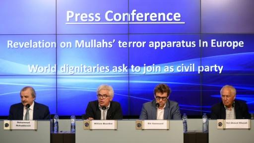 Attentat déjoué contre l'opposition iranienne: des soutiens se portent partie civile dont Ingrid Betancourt