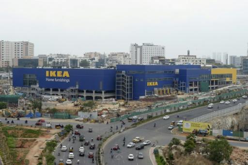 Un premier Ikea en Inde... sans les