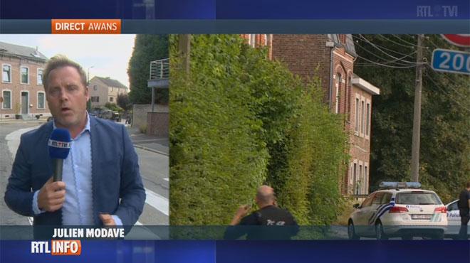 Awans: un homme s'était retranché dans une habitation après avoir tiré deux coups de feu