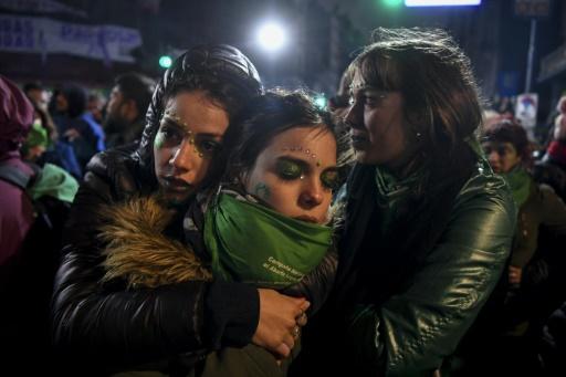 Argentine: le Sénat rejette la légalisation de l'avortement