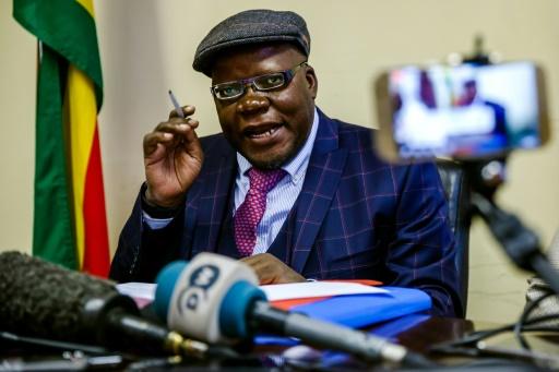 La Zambie expulse l'opposant zimbabwéen Tendai Biti