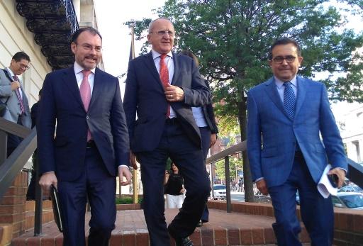 Alena: le Mexique et les Etats-Unis poursuivent leurs discussions