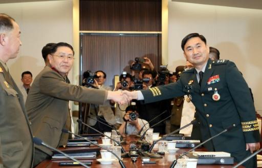 Discussions intercoréennes la semaine prochaine en vue d'un troisième sommet