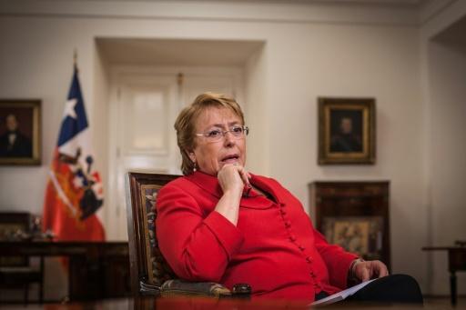 L'ex-présidente chilienne Bachelet prend la tête des droits de l'homme de l'ONU