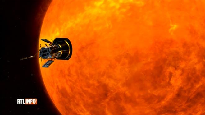 La sonde Parker s'envole samedi pour frôler le soleil: à son bord, de la technologie belge