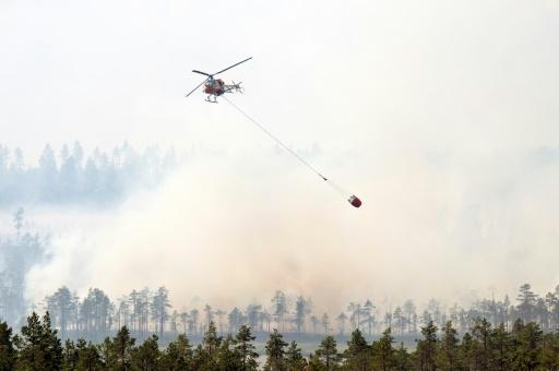 Les Suédois de plus en plus inquiets pour le climat à un mois des législatives