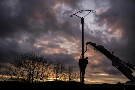 Orages: Près de 800 foyers toujours privés d'électricité dans la Nièvre