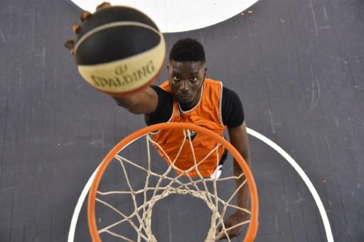Basket: Youssoupha Fall prêté à Strasbourg malgré la polémique