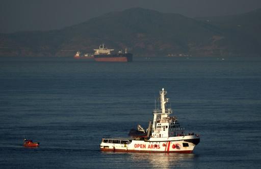 La France accueillera 20 migrants du navire espagnol Open Arms