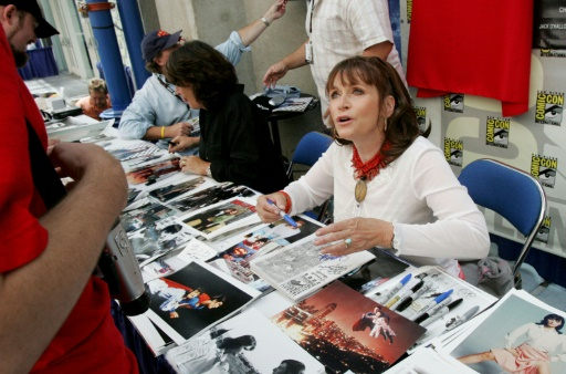 Margot Kidder, la Lois Lane des films