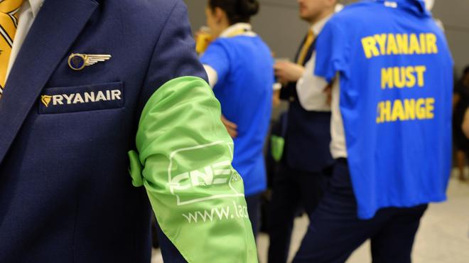 Un pilote dénonce les changements de planning chez Ryanair: